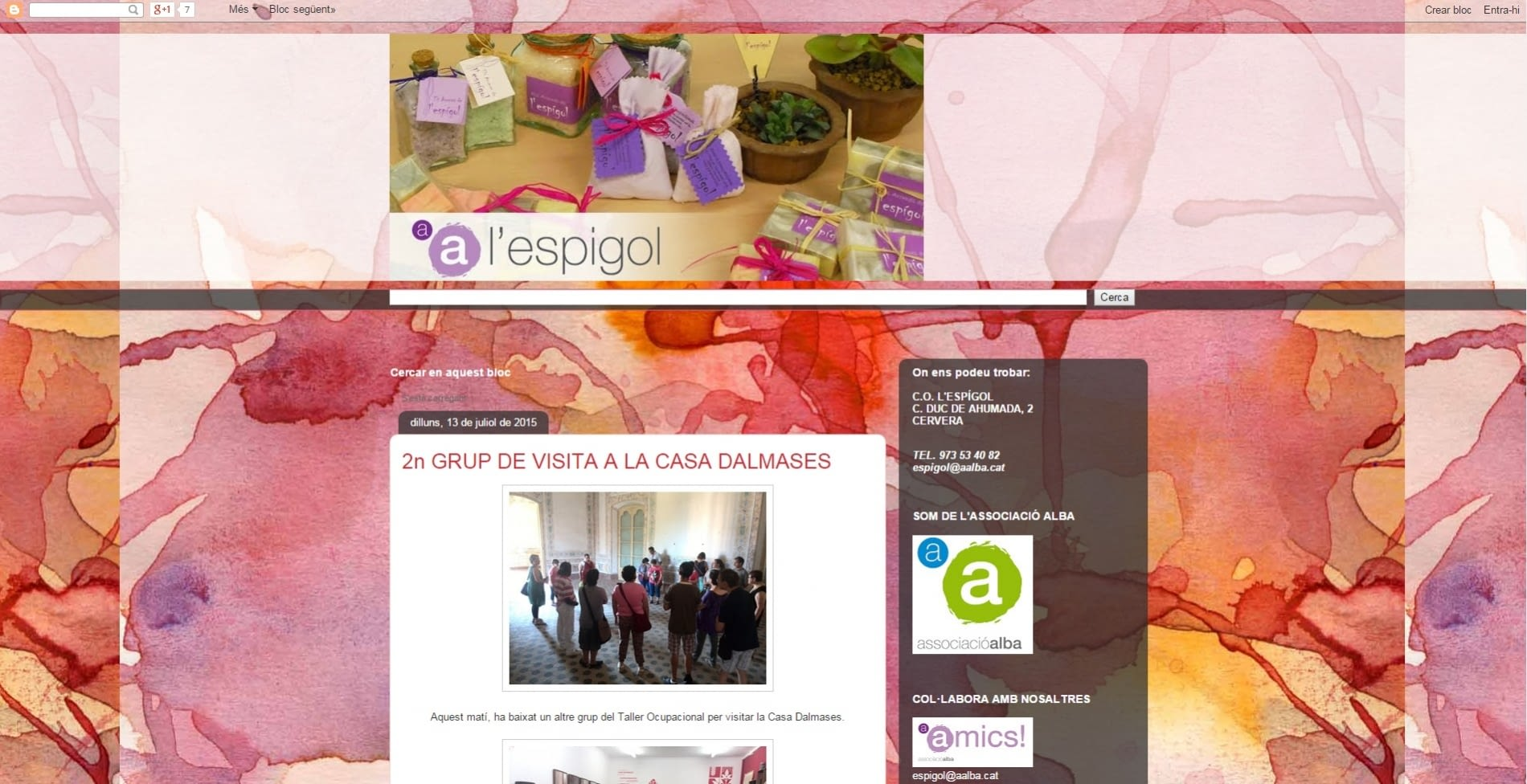 BLOG CO L'ESPIGOL